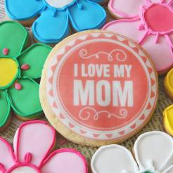 special COOKIES for mom