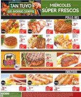 AHORRA este miercoles 28 junio con carnes y emnutidos frescos