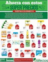 AHORRO con estos precios chiquitos de superselectos - 09jun17