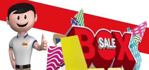 BOX SALE de la curacao sv Promocion de fin de mes