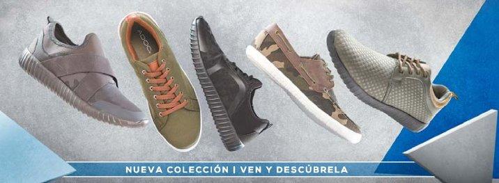 La coleccion de moda de zapaterias ADOC sv