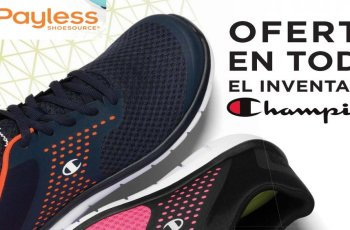 champio tenis shoes ofertas payless sv junio 2017