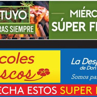 ofertas del supermercados el salvador miercoles frescos
