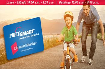 tarjeta de membresia price smart el salvador para papa