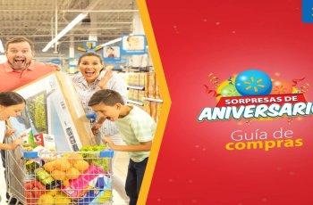 walmart sorpresas en precio en la guia de compras para papa junio 2017
