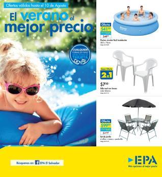Conoce las promociones del catalogo de ferrteria epa AGOSTO 2017