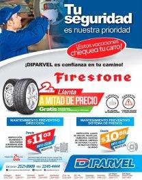 DIPARVEL promociones en llantas y revisiones de vehiculo