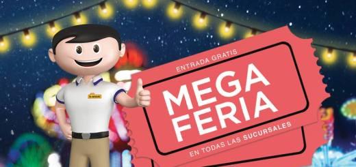 MEGA FERIA 2017 en sucursales de la curacao el salvador