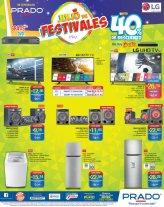 PRADO JULIO de festivales descuentos electrdomesticos
