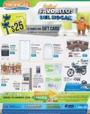 Venite a renovar tus muebles y electrodomestico a TROPIPGAS - 21jul17