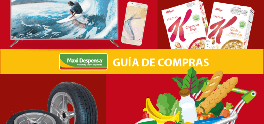 catalogo maxi despensa MAXIFERIA julio 2017