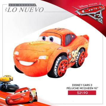 siman lighting mcqueen CARS 3 toys