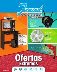 Ferreteria freund OFERTAS EXTREMAS agosto 2017