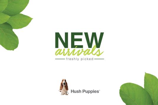 Nueva coleccion de calzado HUSH PUPPIES el salvador 2017