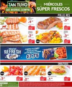SUPER miercoles fresco en tus tiendas selectos sv