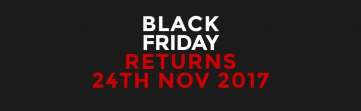 las ofertas black friday 2017 regresan