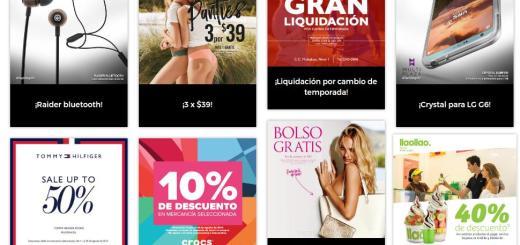 ofertas y descuentos centro comercial multiplaza el salvador