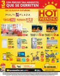 La Curacao MULTIPLAZA con hot weekend extendido