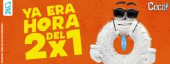 Mister Donut 2x1 - DONA COCO