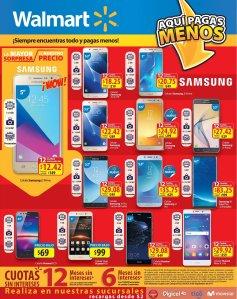 SAMSUNG mania pagando menos en WALMART por tu smartphone