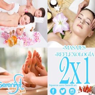 SERENIFIT spa masajes y reflexologia septiembre 2017