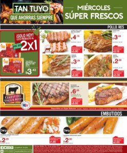 Super miercoles frescos en SUPERSELECTOS sv - 18oct17