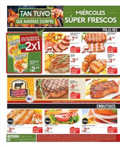 Tus miercoles estan llenos de frescura en superselectos - 25oct17
