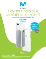 iPhone 8 disponible en Tiendas Moistar el salvador
