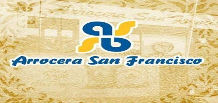 logo arrocera san francisco el salvador