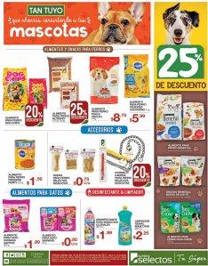AHorra en la compra de comida y productos para perros