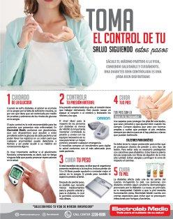 Accesorios y Productos medicos que no deben faltar en casa del DIABETICO