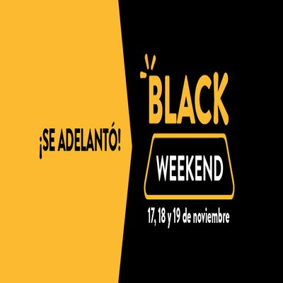 ¿Cuando es el BLACK Weekend 2017 de WALMART?