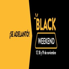 BLACK Weekend de walmart centro america y mexico