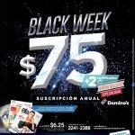 Black WEEK en tus suscripcion LPG