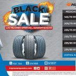 Llantas HANKOOK driving emotion ofertas best black sale 2017
