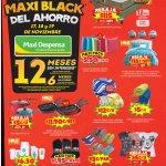 MAXI BLACK del AHORRO en ropa electro gadgets y mas