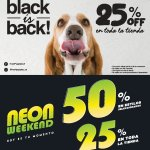 Ofertas Black Friday 2017 ADOC and HUsh puppies