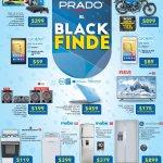 PRADO Las mejores ofertas para este semana blackfriday 2017