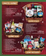PREMIUM and GOURMET merry christmas baskets