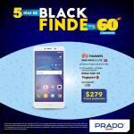 Prado Black finde celular huawei mate 9 lite 279 dolares