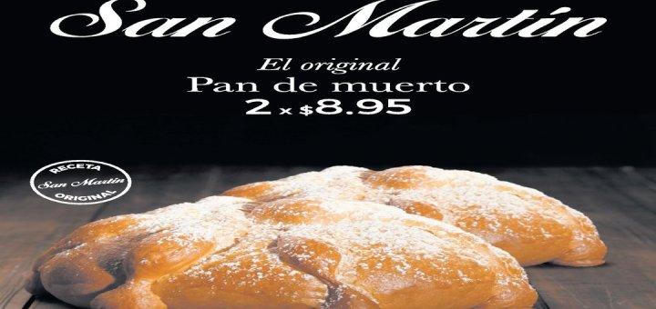 RECETA ORIGINAL PAN DE MUERTO