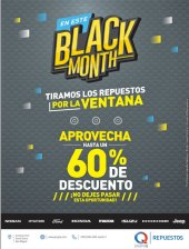Respuestos GRUPO Q black friday MONTH 2017