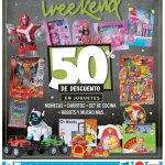 SUPER black weekend en juguetes 2017 de superselectos