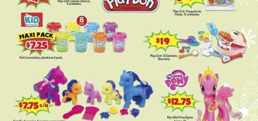 Variedad de PLAY-DOH and Little pony collection