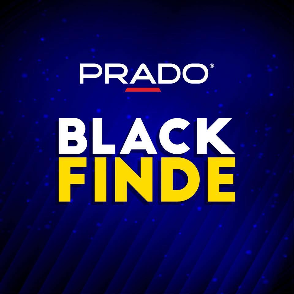 Catalogo BLACK Finde 2017 de Almacenes PRADO