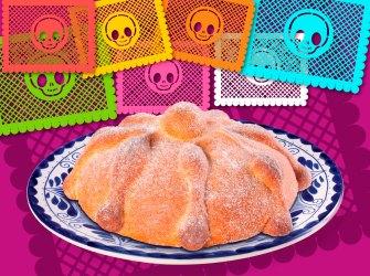 receta pan De muerto Tradicional