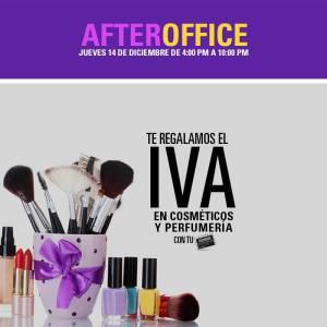 AFETER OFFICE en cosmeticos y perfumeria