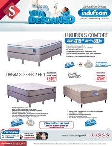 COMPRA de camas con descanso garantizado