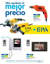 EPA el salvador intercomunicadores en promocion
