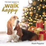 HAPPY WALK the best season to hush puppies shoes